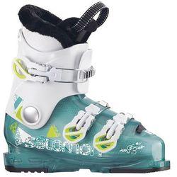 SALOMON T3 RT GIRLY ROSE - buty narciarskie R. 23/23,5