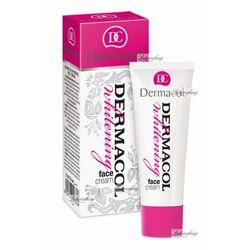 Dermacol Whitening wybielający krem do twarzy przeciw przebarwieniom skóry (Day and Night Whitening Face Cream) 50 ml