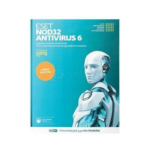 Oprogramowanie antywirusowe, ESET NOD32 Antivirus BOX - 1 STAN/36M