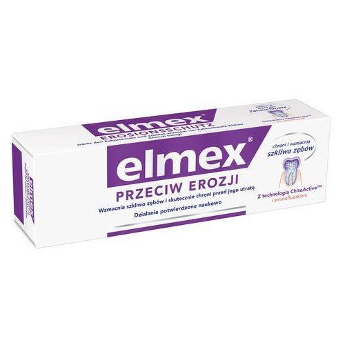 Pasty do zębów, ELMEX pasta do zębów przeciw erozji 75ml