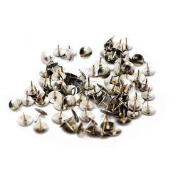 Pinezki, srebrne, opakowanie 50 sztuk - Autoryzowana dystrybucja - Szybka dostawa - Tel.(34)366-72-72 - sklep@solokolos.pl