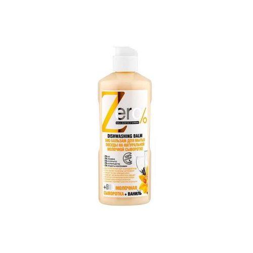 Płyny do zmywania, Zero Balsam do mycia naczyń na bazie naturalnej serwatki 500ml