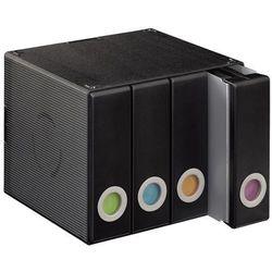 Box 96 HAMA pudełko na płyty CD 96 szt Czarny