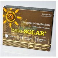Witaminy i minerały, OLIMP Beta Solar 30 kaps.