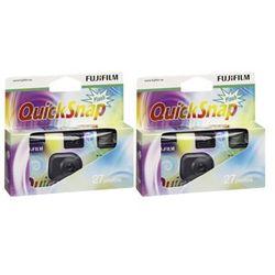 Aparat cyfrowy Fujifilm Quicksnap Flash 27 Darmowy odbiór w 21 miastach!