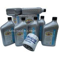Oleje silnikowe, Filtr olej PENNZOIL PLATINUM 5W40 Dodge Charger SRT-8 6,1 V8 -2008