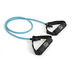 Guma fitness SMJ Sport opór 5,0kg niebieska