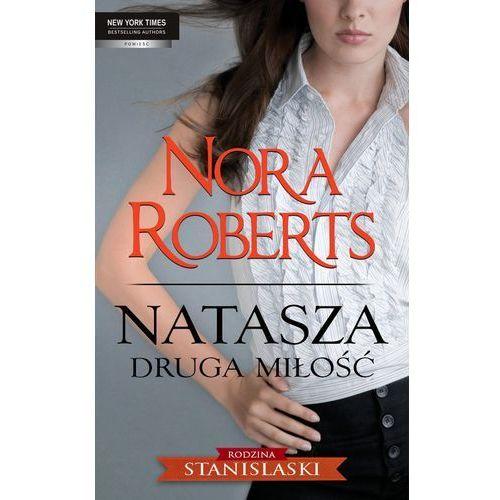 E-booki, Natasza. Druga miłość - Nora Roberts