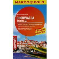 Przewodniki turystyczne, Chorwacja Dalmacja. Marco Polo przewodnik (opr. miękka)