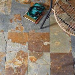 Kamień naturalny Stone 30 x 30 cm rust 0 9 m2