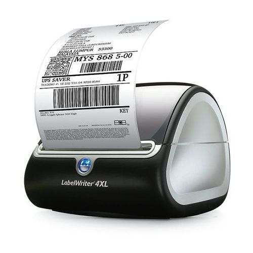Drukarki termiczne i etykiet, Drukarka etykiet DYMO Label Writer 4XL S0904950