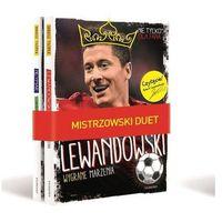 Książki dla dzieci, Lewandowski i Neymar - Pakiet - Opracowanie zbiorowe DARMOWA DOSTAWA KIOSK RUCHU