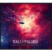 Hip Hop, RnB i rap, Milion dróg do śmierci (CD) - Kali i Paluch
