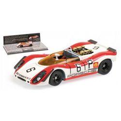 Porsche 908/02 Spyder #6 Lins/Attwood 1000 km Nurburgring 1969