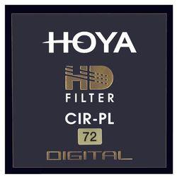 HOYA FILTR POLARYZACYJNY PL-CIR HD 72 mm ⚠️ DOSTĘPNY - wysyłka 24H ⚠️