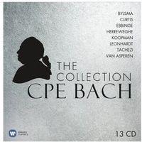 Pozostała muzyka rozrywkowa, CPE BACH: THE GREAT MASTERWORKS - Leonhardt, Koopman, Asperen, Herreweghe, Bylsma, Curtis (Płyta CD)