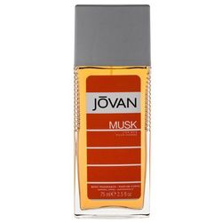 Jovan Musk For Men dezodorant 75 ml dla mężczyzn