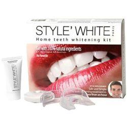STYLE WHITE Profesjonalny zestaw do wybielania zębów