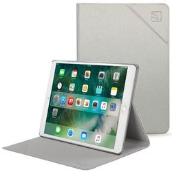 """TUCANO Minerale - Etui iPad 9.7"""" (2017) w/Magnet & Stand up (Silver)"""