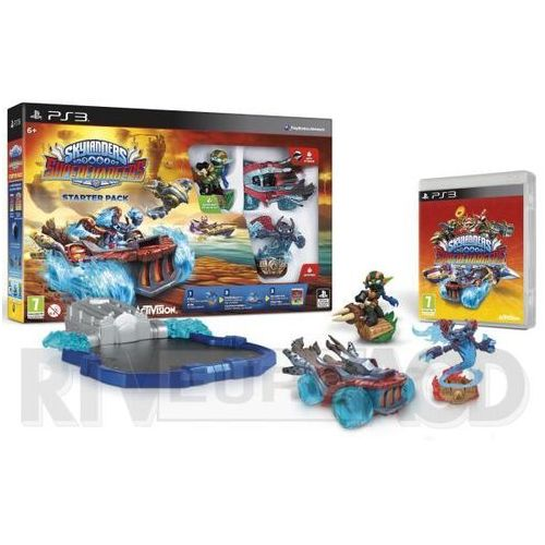 Gry na PlayStation 3, Skylanders Starter Pack (PS3)