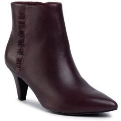 Botki TAMARIS - 1-25314-23 Merlot Leather 560
