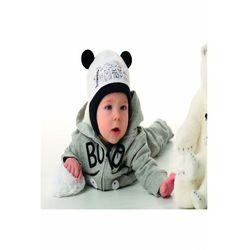 Czapka chłopięca Małe Zoo 1X39AZ Oferta ważna tylko do 2023-12-04