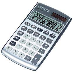 Kalkulator Citizen CPC-112WB srebrny - WYSYŁKA 24H - gwarancja bezpiecznych zakupów - autoryzowany dystrybutor Citizen