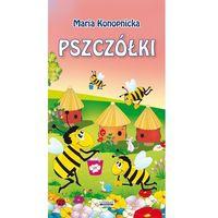 Literatura młodzieżowa, Pszczółki. Harmonijka duża - Konopnicka Maria - książka (opr. kartonowa)