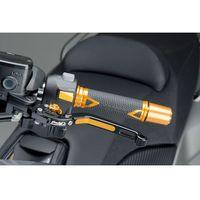 Manetki motocyklowe, Manetki PUIG Hi-Tech Radikal do kierownic 22 mm (złote)