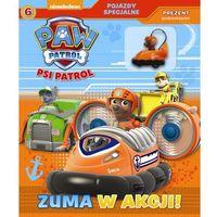 Książki dla dzieci, Psi Patrol. Pojazdy specjalne 6 Zuma w akcji - Praca zbiorowa (opr. broszurowa)