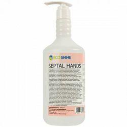 ECO SHINE SEPTAL HANDS - płyn do higienicznej dezynfekcji rąk