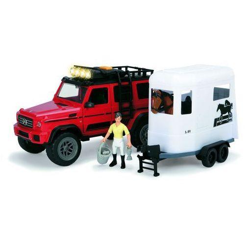 Pozostałe samochody i pojazdy dla dzieci, Dickie Pojazd Play Life Wycieczka konna