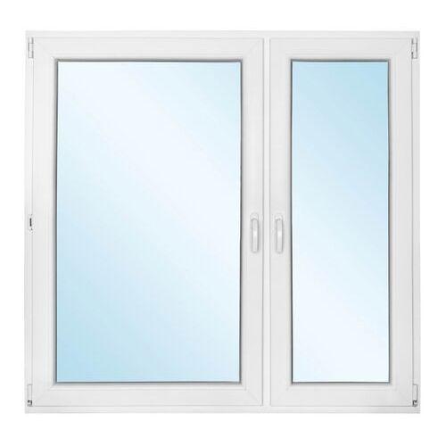Pozostałe okna i akcesoria, Okno PCV rozwierne + rozwierno-uchylne z mikrowentylacją 1465 x 1435 mm prawe