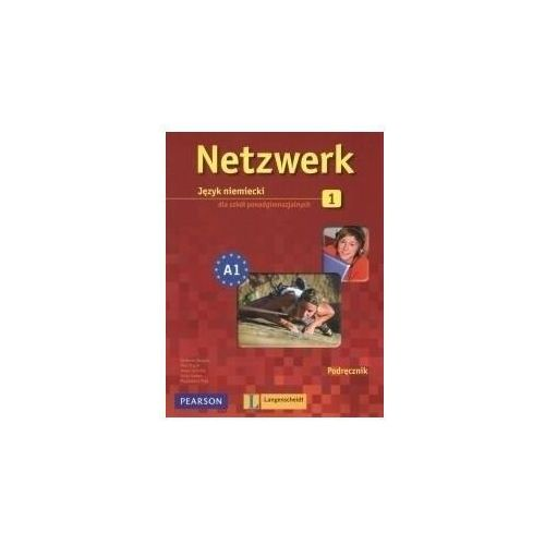 """Książki do nauki języka, Netzwerk 1 SB """"L"""" - Stefanie Dengler, Paul Rusch, Helen Schmitz, Tanj (opr. broszurowa)"""