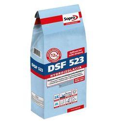 Hydroizolacja tarasu Sopro DSF523 4 kg