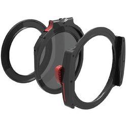 Haida M10 uchwyt (holder) + pierścień (adapter) 55mm + filtr polaryzacyjny