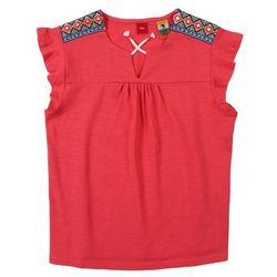 s.Oliver koszulka dziewczęca L czerwona