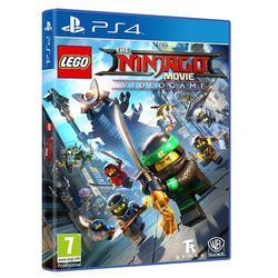 Lego Ninjago Movie PL + Limitowana figurka Lloyd PS4