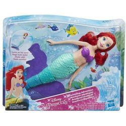 Disney Princess Pływająca Ariel - DARMOWA DOSTAWA OD 199 ZŁ!!!