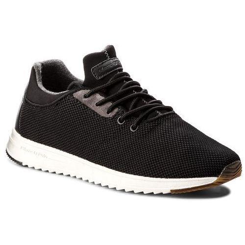 Męskie obuwie sportowe, Sneakersy MARC O'POLO - 802 23713501 601 Black 990