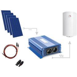 Zestaw do grzania wody w bojlerach ECO Solar Boost 1200W MPPT 4xPV
