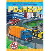 Książki dla dzieci, Pojazdy Proste Składanki Dla Dzieci - Praca zbiorowa (opr. miękka)
