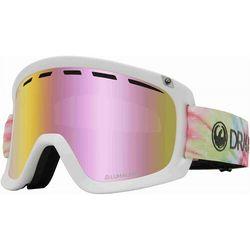 gogle snowboardowe DRAGON - Dr D1Otg Bonus Tiedye Llpinkion+Lldksmk (109) rozmiar: OS