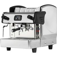 Ekspresy gastronomiczne, Ekspres do kawy, 1-grupowy, 6 l, 460x590x530 mm | STALGAST, 486200