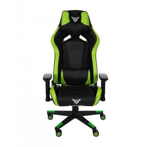 Fotele dla graczy, Fotel Gamingowy G-Racer 4U Dla Gracza szary
