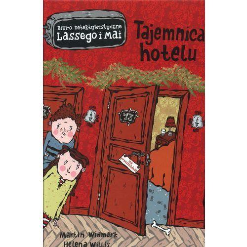 Książki dla dzieci, Tajemnica hotelu (opr. twarda)