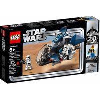 Klocki dla dzieci, 75262 STATEK DESANTOWY IMPERIUM (Imperial Dropship – 20th Anniversary Edition) - KLOCKI LEGO STAR WARS