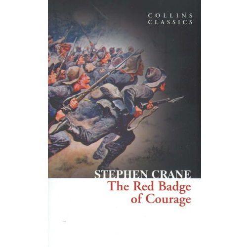 Książki do nauki języka, The Red badge of courage (opr. miękka)