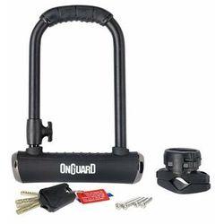 Onguard Zapięcie rowerowe brute std x-series 8001 u-lock - 16,8mm 115mm 202mm - 5 x klucze z kodem (new) (7290001285534)