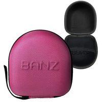 Pozostałe bezpieczeństwo w domu, Etui na słuchawki ochronne od 2lat ZeeCase BANZ - Azalea